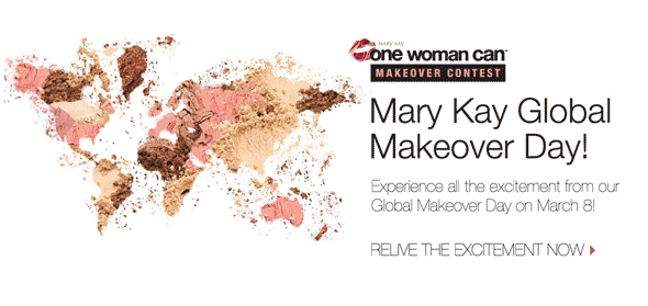 Mary Kay's Global Makeover Contest