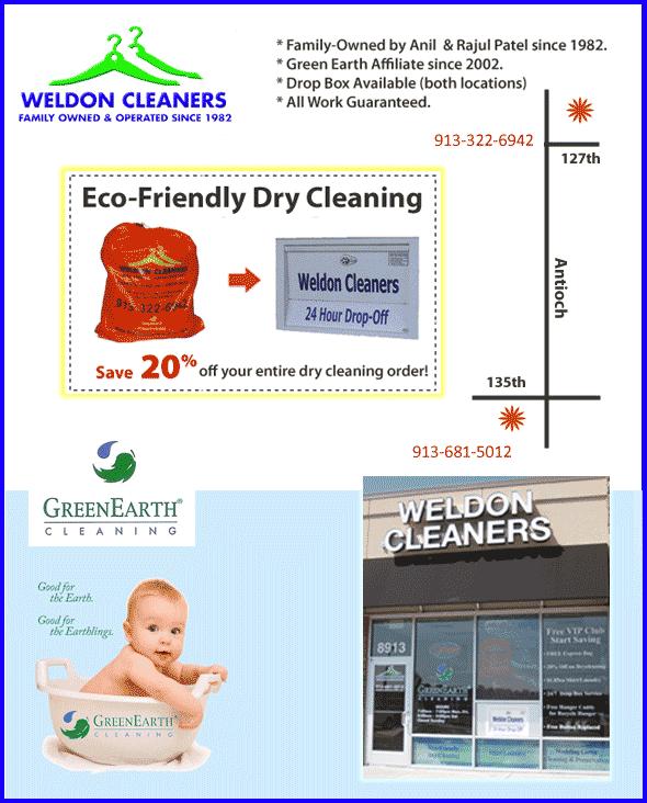 Weldon Cleaners