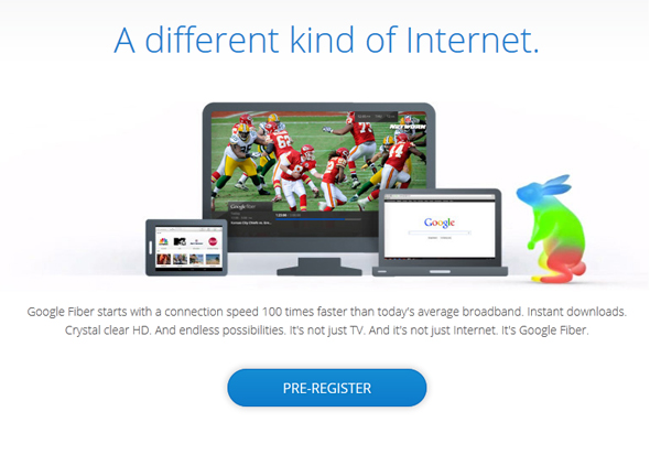 Google Fiber Kansas City