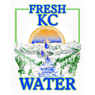 Water for Kansas City by Fresh KC Water - 'Quality Water Made with Quality Products'