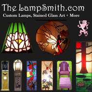The LampSmith Lamps, Stained Glass and Furniture Studio