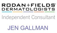 Skin Care and Anti Aging Products by Rodan + Fields