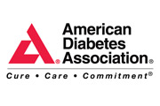 American Diabetes Association of Overland Park, KS.  'Cure. Care. Commitment.'