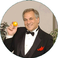 Paul Gerni ''The Pool World's #1 Trick Shot Artist & Entertainer''